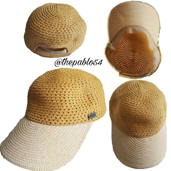 6b3dd8000c5a8 Accessories | Mens Baseball Paper Straw Hat | Poshmark